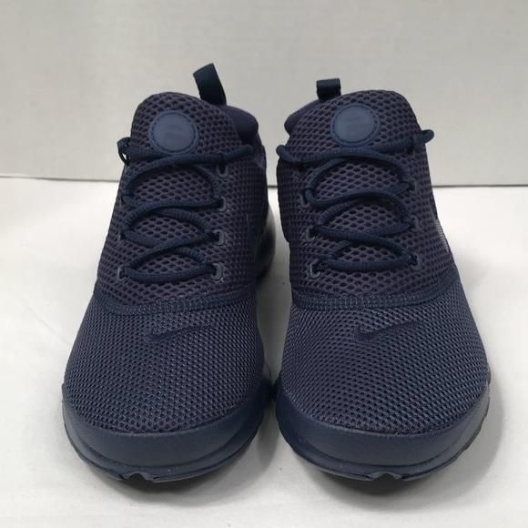 sale retailer 06fd3 e0a74 Nike NWOT Presto Fly Grade School Kids Sneaker 4